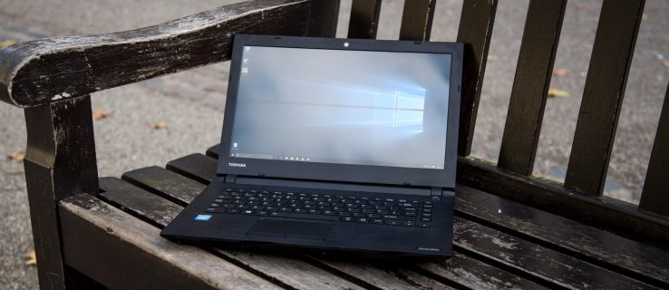 Toshiba Satellite C40-C review: Cheap, but not nasty