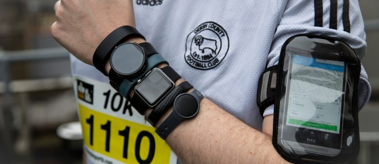 Tracking the fitness trackers: a mixed bag of results