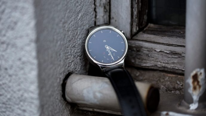 Huawei Watch review: Front