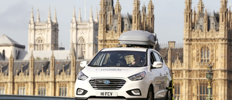 Hyundai ix35 Fuel Cell: We drove the UK's first mass-produced hydrogen car around London