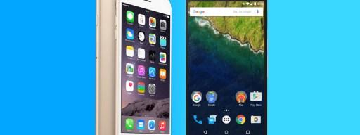 iPhone 6s Plus vs Nexus 6P: Apple vs Google, clash of the smartphone titans