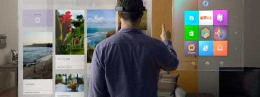 Microsoft Windows 10 HoloLens consumers 2020 developers 2016