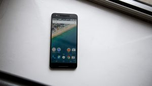 Nexus 6P review: The 6P is a big phone, but more wieldy than the outgoing Nexus 6