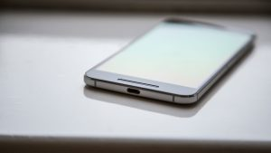 Nexus 6P review: USB Type-C makes an appearance on the bottom edge of the phone