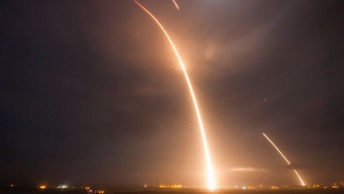 Elon Musk's Falcon 9 rocket may have just changed the course of space travel