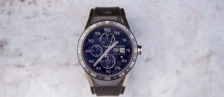 TAG Heuer Connected review: The smartwatch for watch lovers