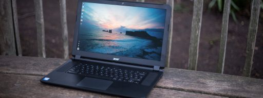 Acer Chromebook 15 review: From front