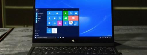 Dell Latitude 12 7000 review: From front