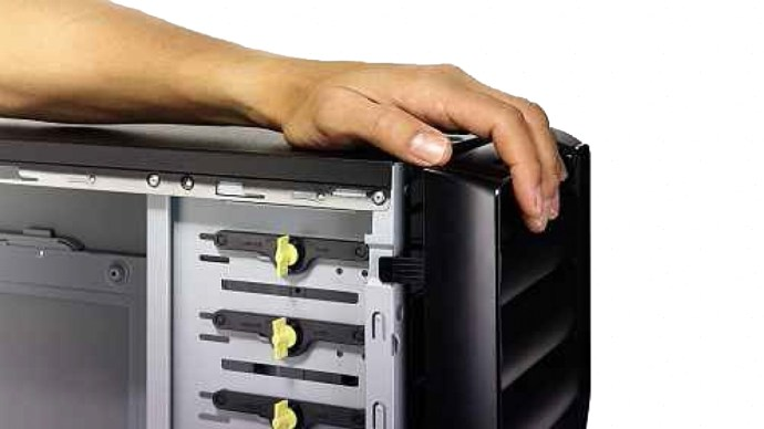 how-to-put-a-pc-case-back-together-attach-front