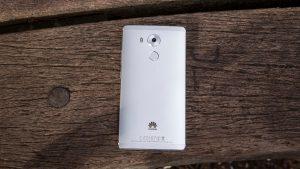 Huawei Mate 8 review: Rear