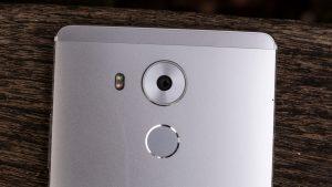 Huawei Mate 8 review: Rear camera