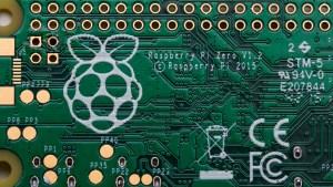 Raspberry Pi Zero logo