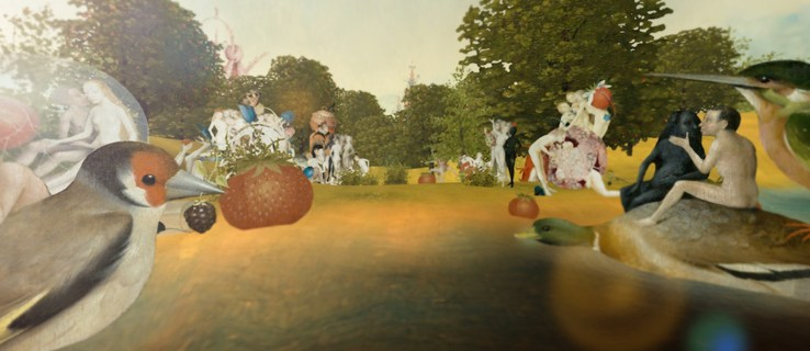 Hieronymus Bosch in virtual reality is the strangest thing you'll see today