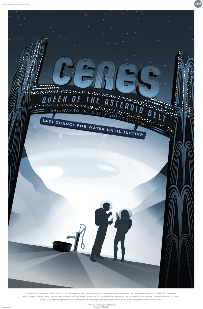 ceres_nasa_art_deco_poster