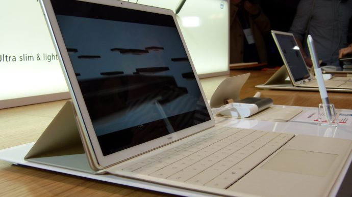 Huawei MateBook hands on review