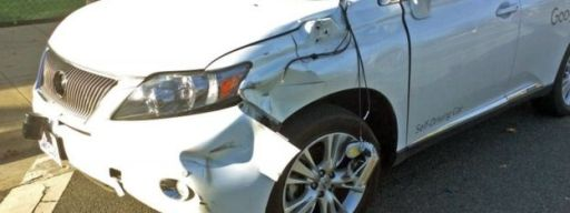 """Autonomous Google Car crash was """"not a surprise"""" for the US Transport Secretary"""