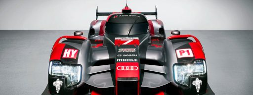 Audi's 2016 R18 Hybrid LMP1 car is a total BEAST