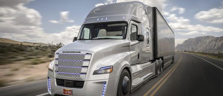 George Osborne wants to trial autonomous lorries in the UK