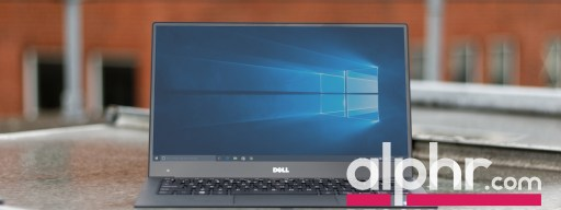 Dell XPS 13 with award
