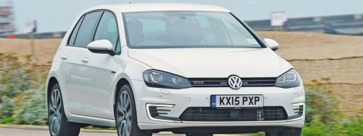 VW Golf GTE review