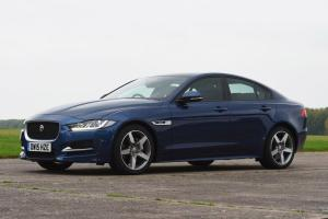Jaguar XE (2016) review: We'd expect better tech at this price