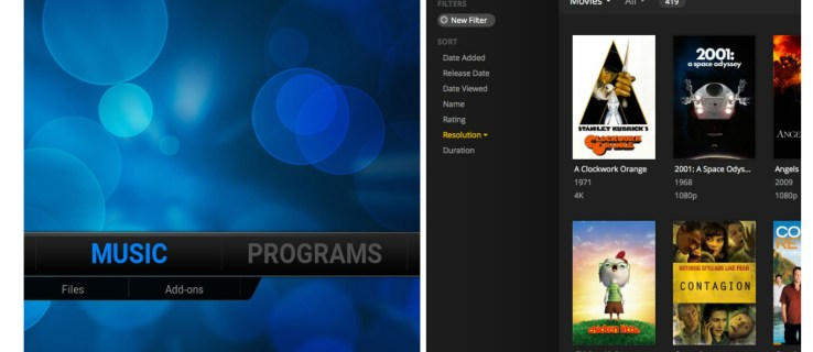 Kodi vs Plex: Which media-streamer is best?