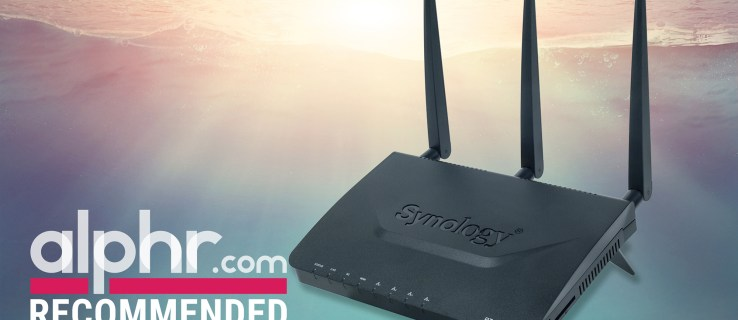 Synology RT1900ac review: Synology brings its NAS expertise to routers