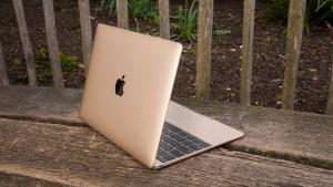 Apple MacBook (2016) rear