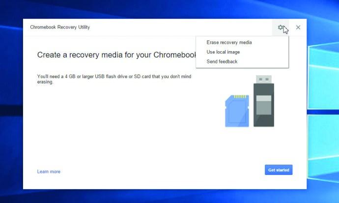 Eski dizüstü bilgisayarınızı bir Chromebook'a dönüştürme