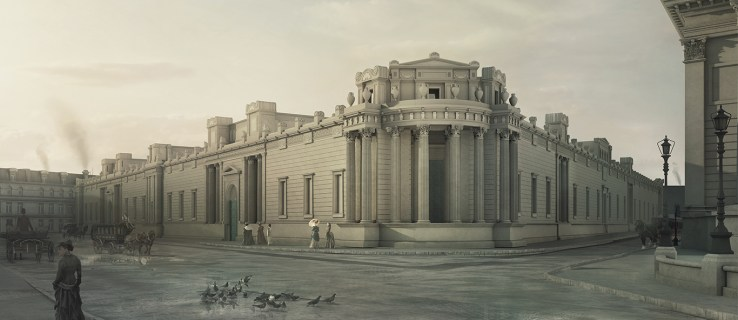The virtual reality plan to resurrect destroyed historical buildings