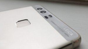 Huawei P9 cameras