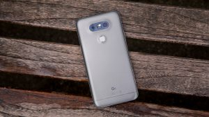 LG G5 rear