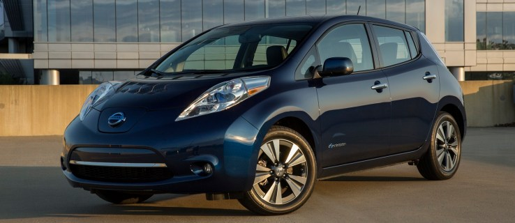 Nissan Leaf review (2016): The UK's most popular electric car, driven