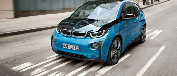 The new BMW i3 (2017) just had its range boosted to a Nissan Leaf-beating 195 miles