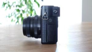 Fujifilm XPro-2 side view
