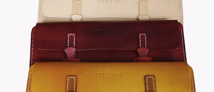 Apple pierde la batalla por la marca registrada del iPhone ante el fabricante chino de bolsos