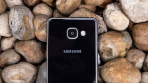 Samsung Galaxy A3 camera housing