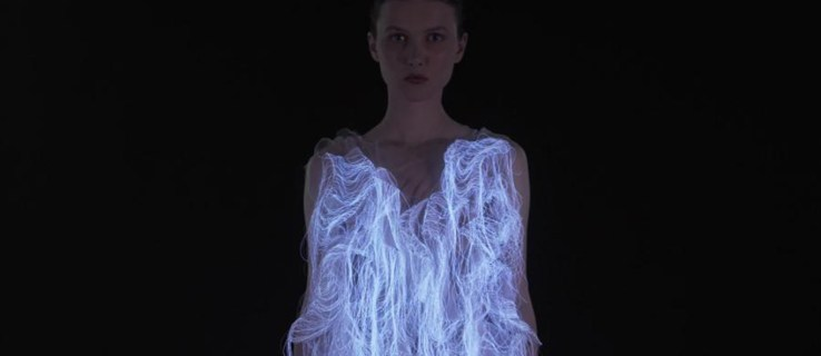 Tweeting tops and see-through suits: Clothes of the future will keep us connected