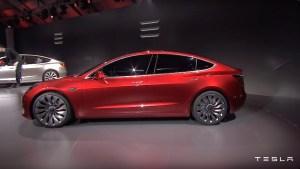 Tesla Model 3 reasons to buy