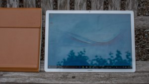 Huawei MateBook with case