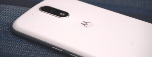 Motorola Moto G4 Plus review: Volume and power controls