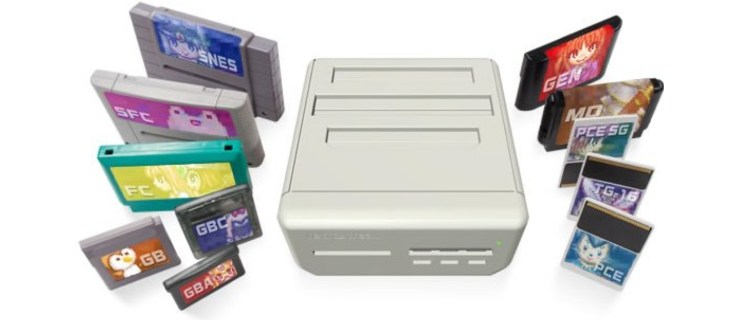 Retro Freak: This console will play ALL your classic video games