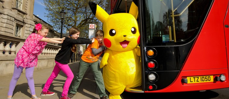Pokémon Go is officially released in the UK