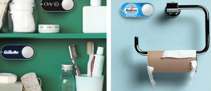 Amazon Dash launches in the UK to make it even easier to spend money online