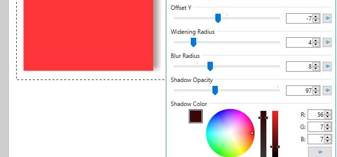 How to Add a Drop Shadow in Paint.NET