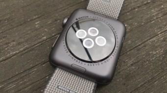 Apple Watch Series 2 rear