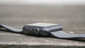 Apple Watch corner view