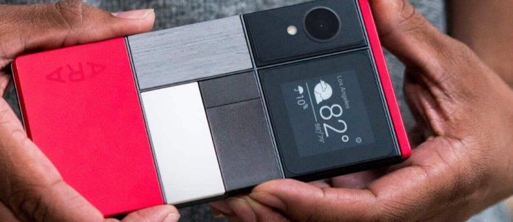 Project Ara: Google reportedly kills the modular smartphone