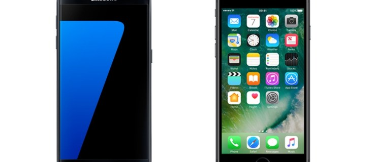 Iphone 7 Vs Samsung Galaxy S7 Which Smartphone Should You Buy In 2017