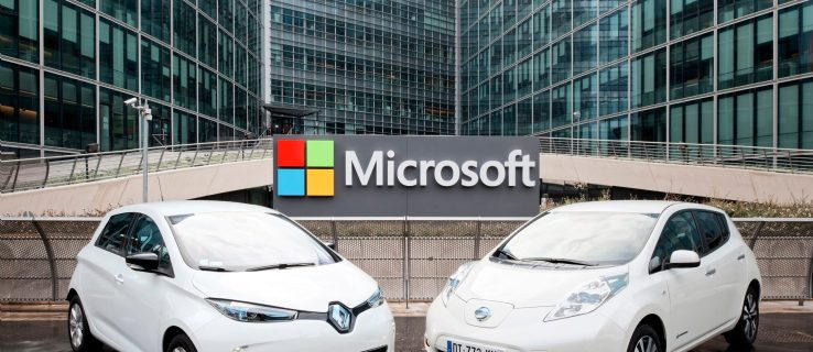 Nissan and Renault are teaming up with Microsoft to create connected, driverless cars